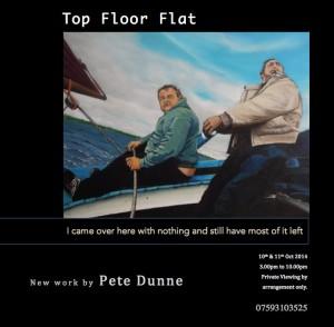 Pete Dunne, Artist - Invitation
